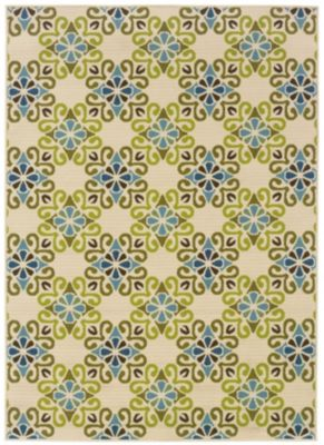 Sphinx Caspian 5' X 8' Outdoor Rug