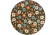 Sphinx Montego 8' Round Outdoor Rug