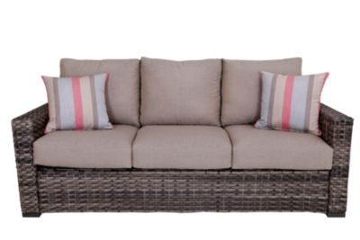 South Sea Rattan Java All-Weather Outdoor Sofa
