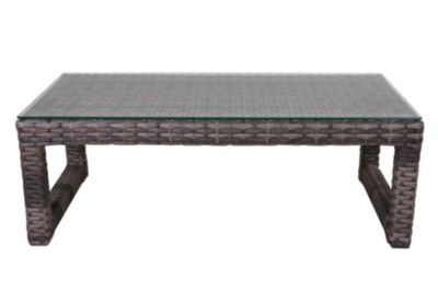 South Sea Rattan Java All-Weather Outdoor Coffee Table
