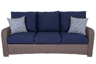 South Sea Rattan St Tropez All Weather Sofa
