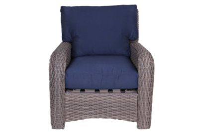 South Sea Rattan St Tropez All Weather Outdoor Chair