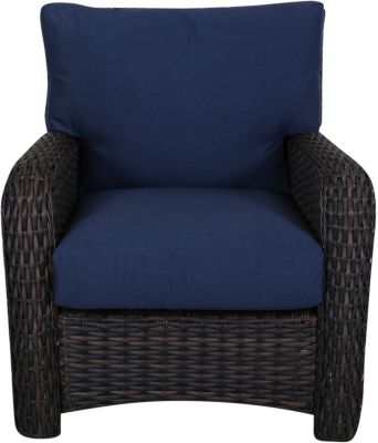 South Sea Rattan St Tropez Outdoor Chair