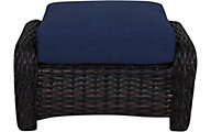 South Sea Rattan St Tropez Outdoor Ottoman
