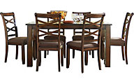 Standard Furniture Redondo Table & 6 Chairs Set