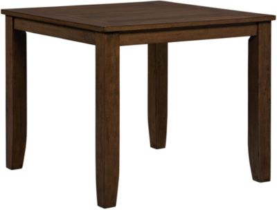 Standard Furniture Vintage Brown Counter Table
