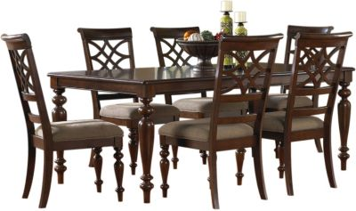 Standard Furniture Woodmont Table & 6 Chairs