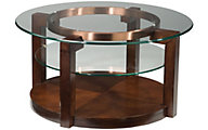 Standard Furniture Coronado Round Coffee Table