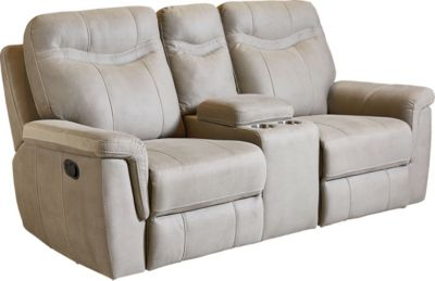 Standard Furniture Boardwalk Reclining Console Loveseat