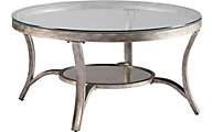 Standard Furniture Cole Round Coffee Table
