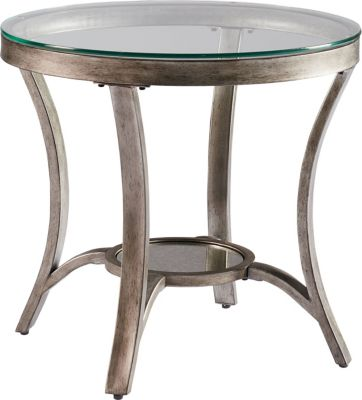 Standard Furniture Cole Round End Table