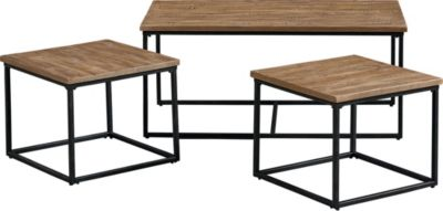 Standard Furniture Ridgewood Coffee Table and 2 End Tables