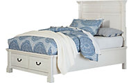 Standard Furniture Chesapeake Full Storage Bed