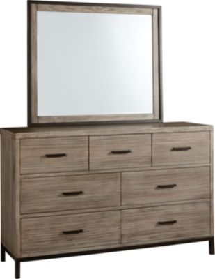 Standard Furniture Edgewood Dresser and Mirror