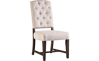 Standard Furniture Paisley Court Upholstered Side Chair