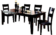 Steve Silver Victoria Table & 4 Chairs