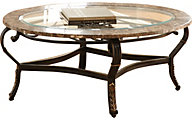 Steve Silver Gallinari Round Coffee Table