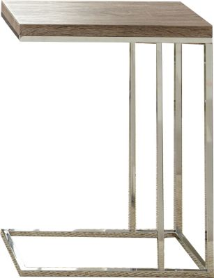 Steve Silver Lucia Light Chairside Table