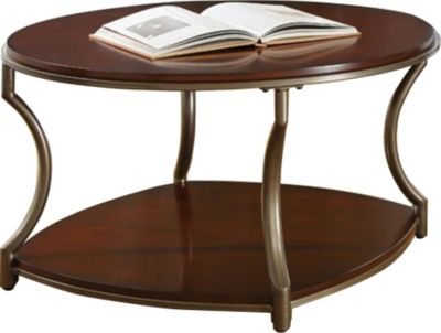 Steve Silver Maryland Round Coffee Table