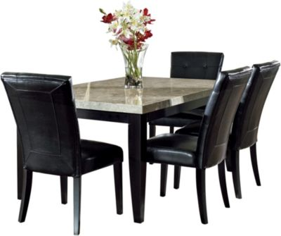 Steve Silver Monarch Table U0026 4 Chairs