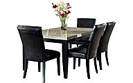Steve Silver Monarch Table & 4 Chairs