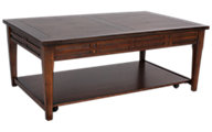 Steve Silver Crestline Lift-Top Coffee Table