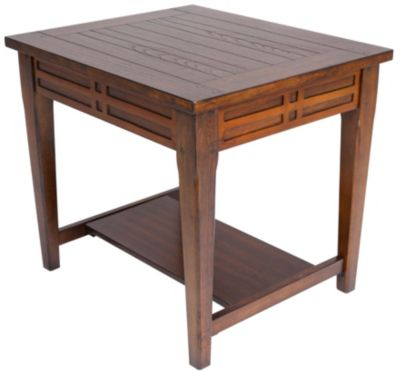 Steve Silver Crestline End Table
