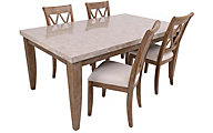 Steve Silver Franco 5-Piece Dining Set