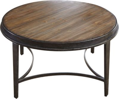 Steve Silver Gianna Round Coffee Table