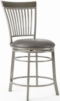 Steve Silver Milo Swivel Counter Stool