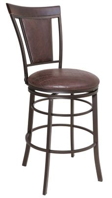 Steve Silver Cecile Swivel Bar Stool