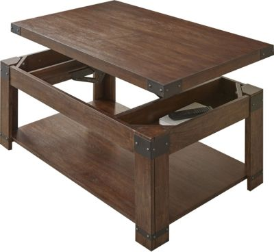 Steve Silver Arusha Lift-Top Coffee Table