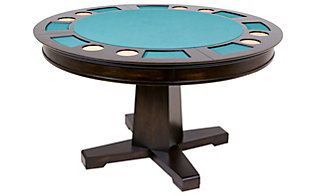 Steve Silver Ruby 2-In-1 Game Table