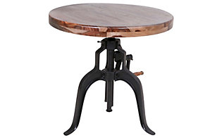 Steve Silver Sparrow Crank Adjustable Table