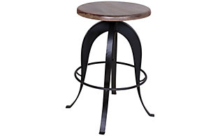 Steve Silver Sparrow Adjustable Counter Stool