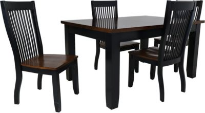 Steve Silver Lawton 5-Piece Dining Set