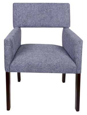 Steve Silver Amalie Gray Side Chair