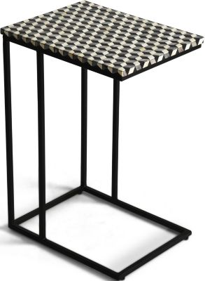 Steve Silver Kimball Chairside Table