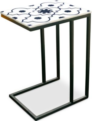 Steve Silver Lara Chairside Table