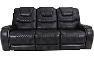 Steve Silver Park Ave Pwr Hdrst/Lumbar Sofa