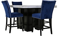 Steve Silver Camila 5-Piece Counter Set