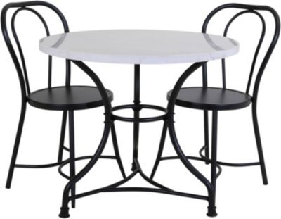 Steve Silver Claire 3-Piece Dining Set