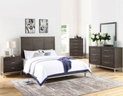 Steve Silver Broomfield 4-Piece Queen Bedroom Set