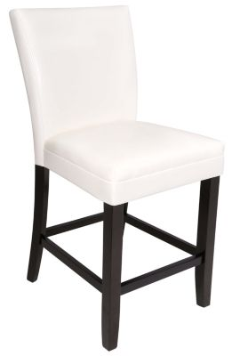 Steve Silver Matinee White Counter Stool