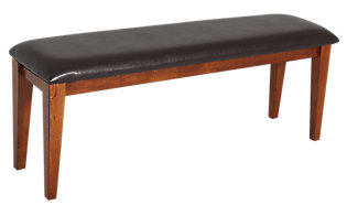 Steve Silver Solid Mango Bench
