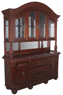 Amazing Steve Silver Antoinette China Hutch U0026 Buffet