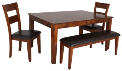 Steve Silver Solid Mango 4-Piece Dining Set