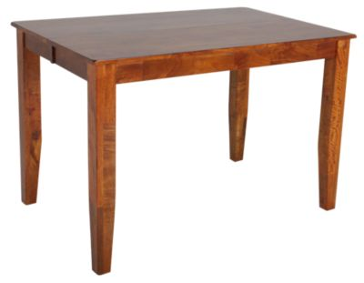 Steve Silver Solid Mango Counter Table