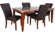 Steve Silver Montibello Table & 4 Chairs