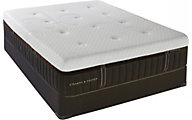 Stearns And Foster Caldera Plush Hybrid Mattress Collection